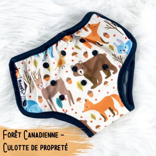 Foret Canadienne - Culotte de propreté.p