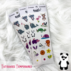 Tatouages temporaires - Bambou d'Chou.pn