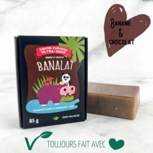 BANALAT – Banane et Chocolat