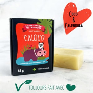 CALOCO – Coco et calendula
