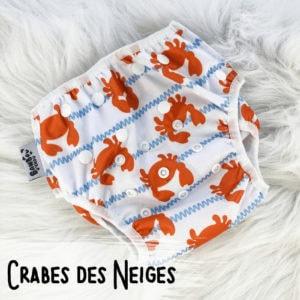 Crabes des Neiges – Couche de Piscine