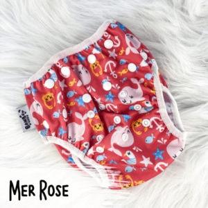 Mer Rose – Couche de Piscine